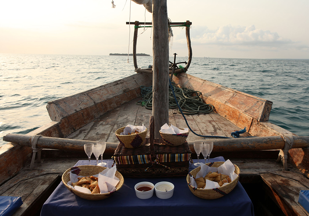 DHOW & SUNSET CRUISE